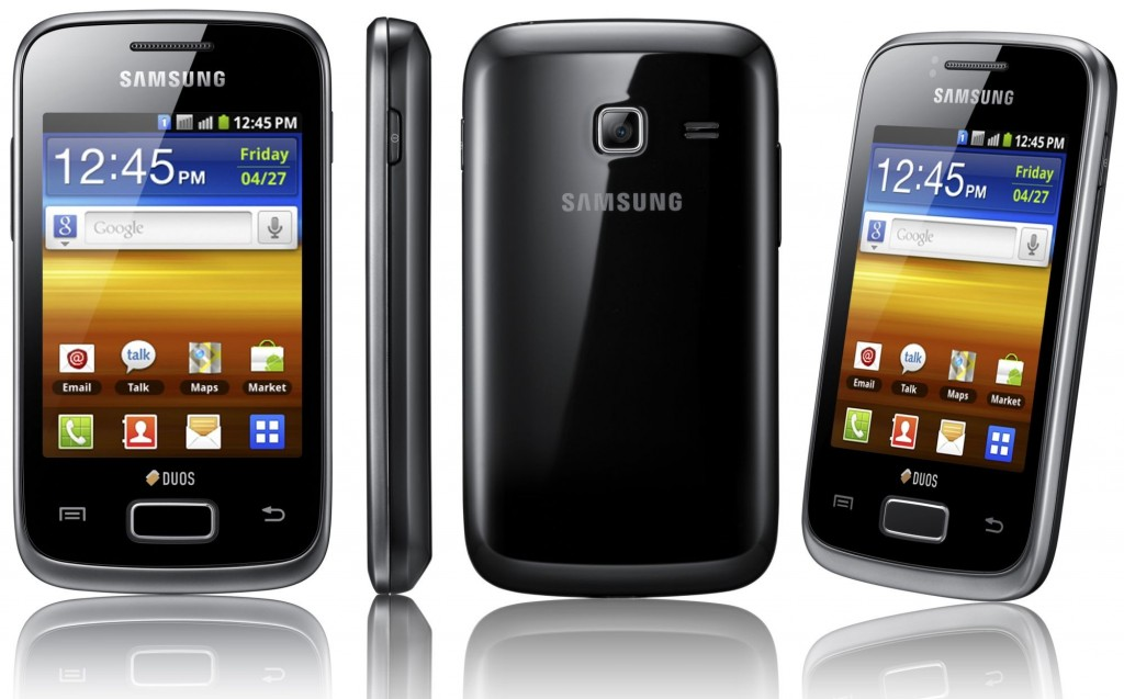 Samsung Galaxy Y Lite Duos