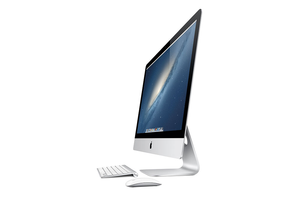 Apple iMac 2012 - iMac, Wireless Keyboard and Mighty Mouse